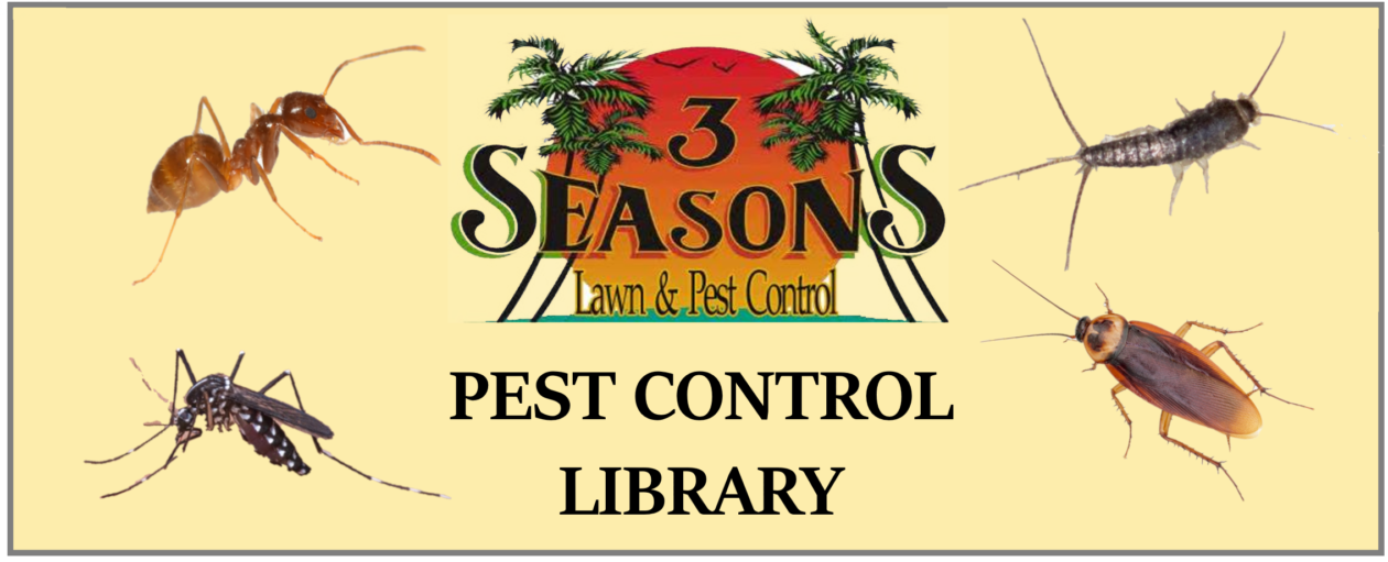 Pest Control Library